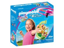 PLAYMOBIL Fairy Pull String Flyer (70056)