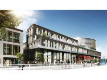 Biz Apartment öppnar nytt lägenhetshotell i Bromma Blocks