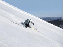 Alpin ski i Stöten, Dalarna