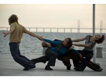 Dansen intar Västra hamnen