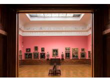 Dag Erik Elgin Balance of Painters, 2011-2012, Langaardsalen, Nasjonalgalleriet, Kunstnerens eie.