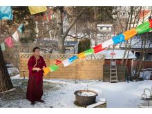 Tibetansk nyårstradition
