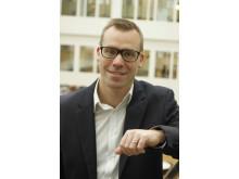 Matthew Smith, leder for bærekraftige investeringer i Storebrand