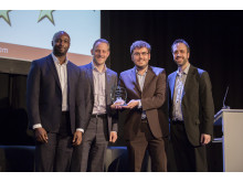 Virgin Trains shines at SmartRail Europe Innovation Awards 2016
