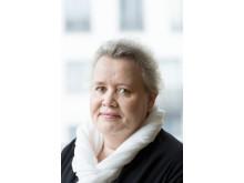 Cecilia Herm, förhandlinschef på Svenska kyrkans arbetsgivarorganisation. Foto: Susanne Kronholm