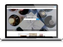 Ny webbplats för Winefinder.se