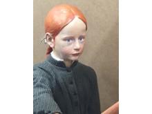 Flicka från utställningen En sagolik skola - Folkskolan 175 år