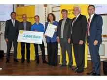 Bürgerenergiepreis Oberpfalz 2015: ecoBiking