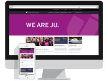 Årets bästa offentliga webbplats: Jönköping University