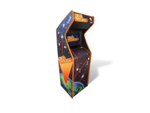 Tobii EyeAsteroids Eye-controlled Arcade Game