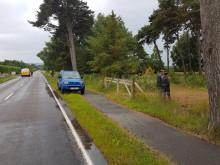 Findhorn road Enforcement 2