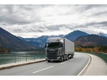 Scania S 730 mit 3.500 Nm ab 1.000 Umdrehungen pro Minute