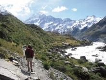 Ramblers Walking Holidays: Walking In New Zealand