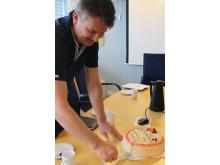 Øystein Strøm kake