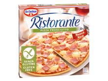 Glutenfri Pizza Ristorante Prosciutto