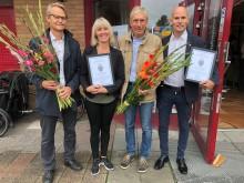 Kvarteret Borgen vinner Halmstads Arkitekturpris 2018