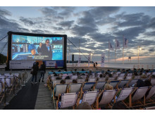 Visa Kino Letnie_Sopot-projekcja