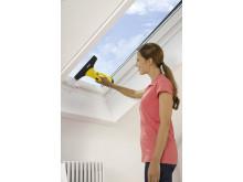 Kärcher vindusvasker WV 2 Plus Rengjøring vindu