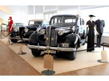Bilar, mode och inredning, Röhsska museet