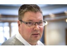 Nils Hörnström, personaldirektör