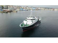 High res image - Kongsberg Maritime - INIDEP