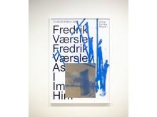 Artist Editions av Fredrik Værslev