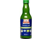 Kung Markatta Pressad Lime, 200 ml