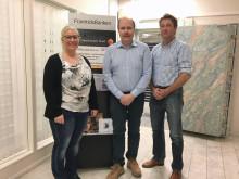 Sparbanken Nord vill vara med och bygga framtidens Gällivare
