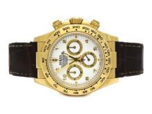 Klockor 9/1, Nr: 123, ROLEX, Cosmograph, Daytona