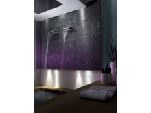 Gessis vackra duschar ur serien Private Wellness