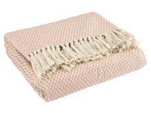 Tæppe STRANDBEDE 130x170 rosa (149 DKK)