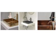 Tre utställningar Fredells Sickla