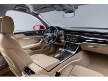Audi A6 Limousine interiør