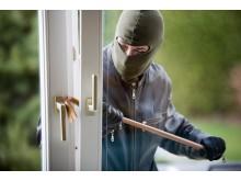Pass opp for tyver i påskeferien, advarer Huseiernes Landsforbund.