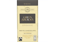 Green & Black's White
