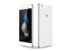 Huawei P8lite White Front/Back