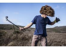 Joby Action Grip & Pole, action-billede 1