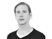 Johan Lindkvist, byggnadsingenjör och represantant för digital utveckling på Liljewall.
