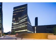 Tate Modern, kvällsbild