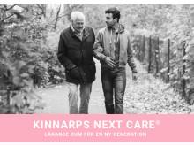 Kinnarps Next Care - Läkande rum för en ny generation