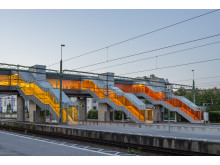 Skyttelbron i Lund