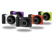 Pentax Optio RZ10, 5 farver