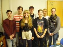 Nyköpings Ungdomsfullmäktige har valt ny styrelse.