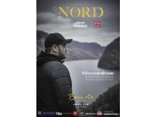 Плакат норвежской команды