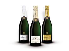 Champagnekapet Palmer & Co i ny design inför nyåret