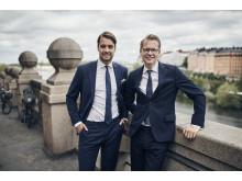 Marcus Hjelte och Marcus Hemrin, Bjurfors Bromma
