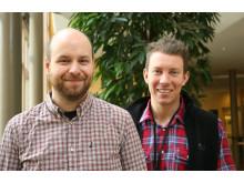 Partnerprogrammet: Alexander Karlsson och David Nilsson