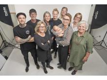 Konstnärer och tillverkare bakom Souvenirkollektion Sölvesborg