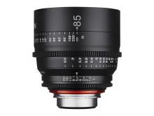 XEEN 85mm T1.5 från sidan