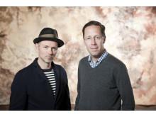Pehr Granqvist och Håkan Fischer